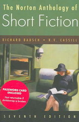 The Norton Anthology of Short Fiction 7th Edition 9780393926118 0393926117