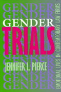 Gender Trials 1st Edition 9780520201088 0520201086