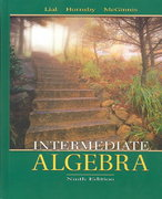 Intermediate Algebra 9th edition 9780321127136 0321127137