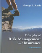 Principles of Risk Management and Insurance 10th edition 9780321414939 0321414934