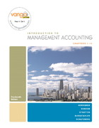 Introduction to Management Accounting, Chapters 1-14 14th edition 9780136141501 0136141501