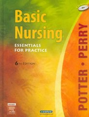 Basic Nursing 6th edition 9780323039376 0323039375