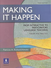 Making It Happen 3rd edition 9780130601933 0130601934