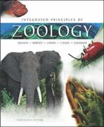 Integrated Principles of Zoology 13th edition 9780073101743 0073101745