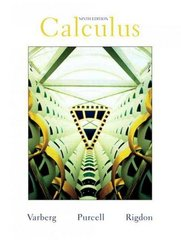Calculus 9th edition 9780131429246 0131429248