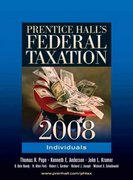 Prentice Hall's Federal Taxation: Individuals 21st edition 9780136156376 0136156371