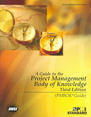 A Guide To The Project Management Body Of Knowledge 3rd edition 9781930699458 193069945X