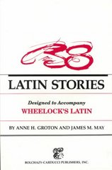 Thirty-Eight Latin Stories 5th edition 9780865162891 0865162891