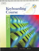 Keyboarding Course, Lessons 1-25 16th edition 9780538728249 0538728248