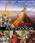 The Essence of Anthropology 1st edition 9780534623715 0534623719