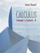 Calculus 3rd edition 9780534409869 0534409865