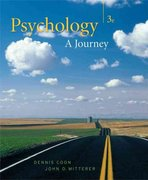 Psychology 3rd edition 9780495095538 0495095532