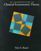 An Introduction to Classical Econometric Theory 0 9780195111644 0195111648