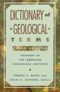 Dictionary of Geological Terms 3rd edition 9780385181013 0385181019