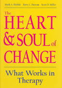The Heart and Soul of Change 1st edition 9781557985576 155798557X