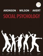 Social Psychology 6th edition 9780132382458 0132382458