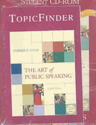 The Art of Public Speaking with Free Student APS CDs 3.0, PowerWeb, and Topic Finder 8th edition 9780072938210 0072938218