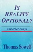 Is Reality Optional? and Other Essays 0 9780817992620 0817992626