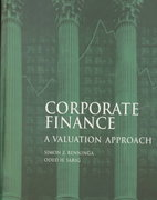 Corporate Finance: A Valuation Approach 1st edition 9780070050990 0070050996
