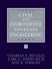 Civil and Environmental Systems Engineering 2nd edition 9780130478221 0130478229