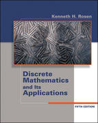 Discrete Mathematics and Its Applications 5th edition 9780072930337 0072930330