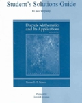 Student s Solutions Guide to accompany Discrete Mathematics and Its Applications