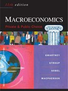 Macroeconomics 11th edition 9780324320336 0324320337