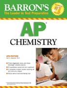 Barron's AP Chemistry 4th edition 9780764136856 0764136852