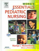 Wong's Essentials of Pediatric Nursing 7th Edition 9780323025935 0323025935