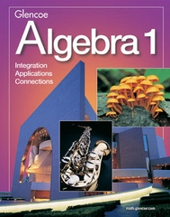 Algebra 1: Integration 1st Edition 9780078228940 0078228948