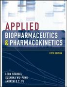 Applied Biopharmaceutics &amp. Pharmacokinetics, Fifth Edition 5th edition 9780071375504 0071375503