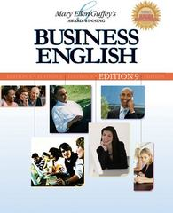 Business English (with Xtra! Printed Access Card) 9th edition 9780324366068 032436606X