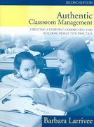 Authentic Classroom Management 2nd edition 9780205380886 0205380883