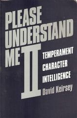 Please Understand Me II 2nd Edition 9781885705020 1885705026