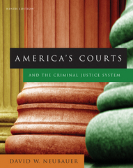 America's Courts and the Criminal Justice System 9th edition 9780495095408 0495095400