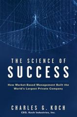 The Science of Success 1st Edition 9780470139882 0470139889