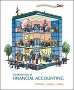 Fundamentals of Financial Accounting 1st edition 9780072992571 0072992573