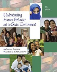 Understanding Human Behavior and the Social Environment 7th edition 9780495006220 049500622X