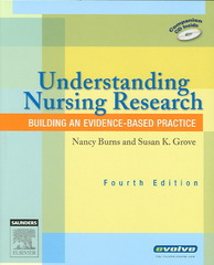 Understanding Nursing Research: Building an Evidence-Based Practice 4th Edition 9781416026402 1416026401