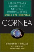 Cornea: Color Atlas & Synopsis of Clinical Ophthalmology (Wills Eye Hospital Series) 1st edition 9780071375894 0071375899