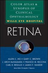 Retina: Color Atlas & Synopsis of Clinical Ophthalmology (Wills Eye Hospital Series) 1st edition 9780071375962 0071375961
