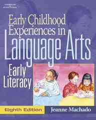 Early Childhood Experiences in Language Arts 8th edition 9781418000264 1418000264