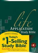 Life Application Study Bible NLT 1st Edition 9780842384933 0842384936