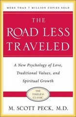 The Road Less Traveled, Timeless Edition 25th edition 9780743243155 0743243153