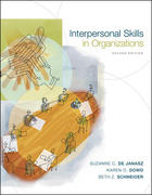 Interpersonal Skills in Organizations 2nd edition 9780072881394 0072881399