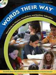 Words Their Way 4th Edition 9780132239684 013223968X