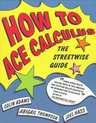 How to Ace Calculus 1st Edition 9780716731603 0716731606