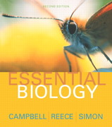 Essential Biology 2nd edition 9780805374735 0805374736