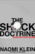 The Shock Doctrine 1st Edition 9780805079838 0805079831