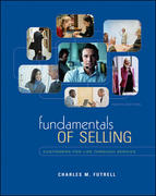 Fundamentals of Selling 9th edition 9780073192635 0073192635